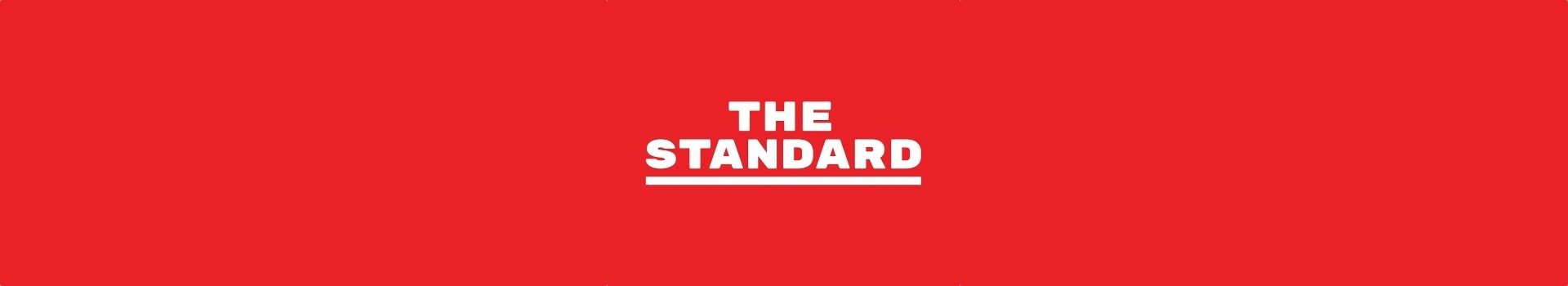 THE STANDARD cover photo